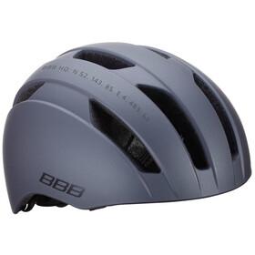 BBB Metro BHE-55 Helm matt dunkel grau